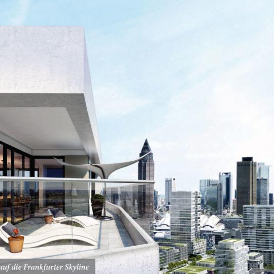 Deutschlands berühmteste Hochhaus-Skyline wächst weiter