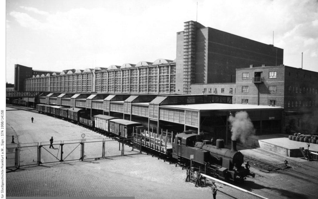 Fertigstellung des ersten Bauabschnitts der Erinnerungsstätte an der Großmarkthalle