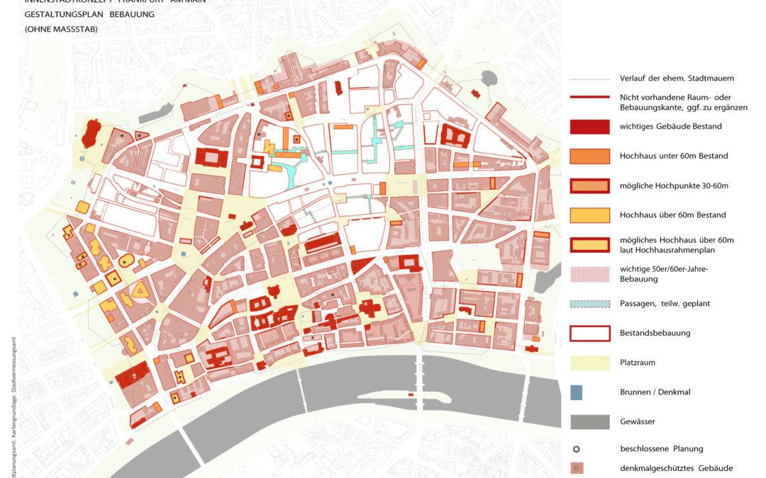 Innenstadtkonzept Frankfurt am Main