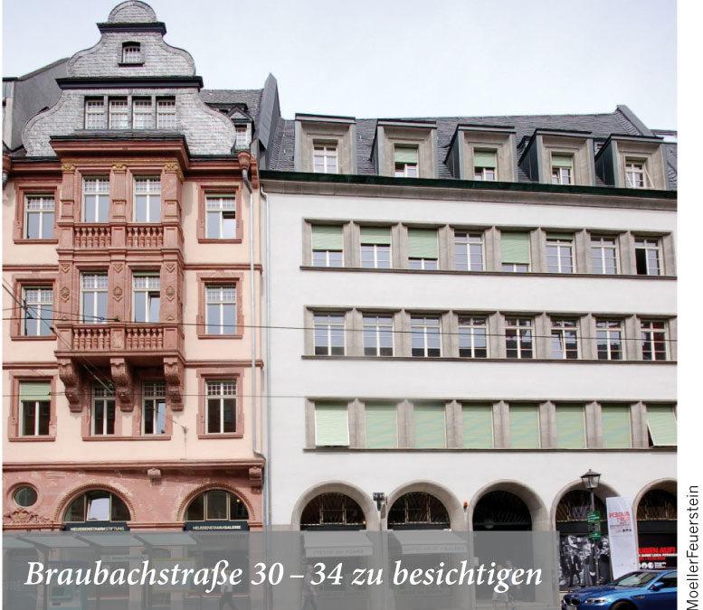 Braubachstraße 30–34 zu besichtigen
