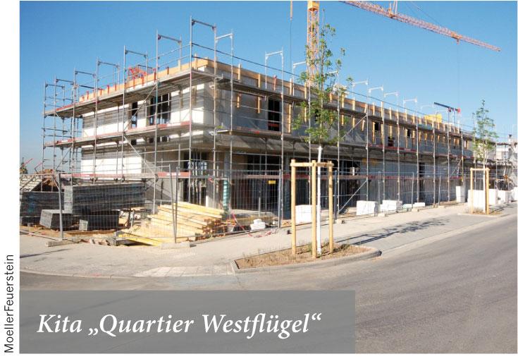 """Kita """"Quartier Westflügel"""""""