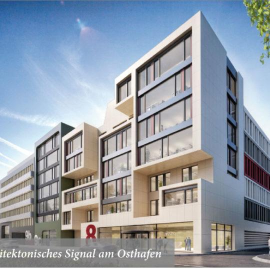 Neues Bebauungspotenzial für  das Frankfurter Ostend