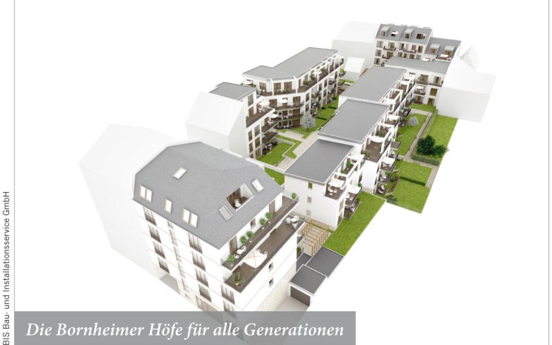Die Bornheimer Höfe für alle Generationen