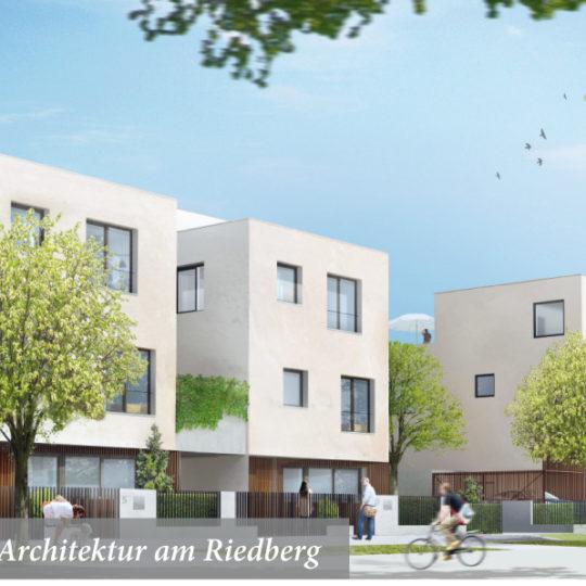 Loft-Feeling am Westflügel im Stadtteil Riedberg