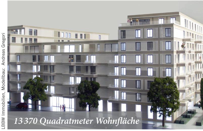 13370 Quadratmeter Wohnfläche