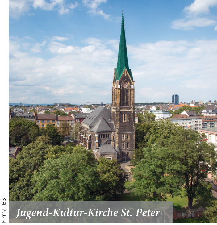 Jugend-Kultur-Kirche St. Peter
