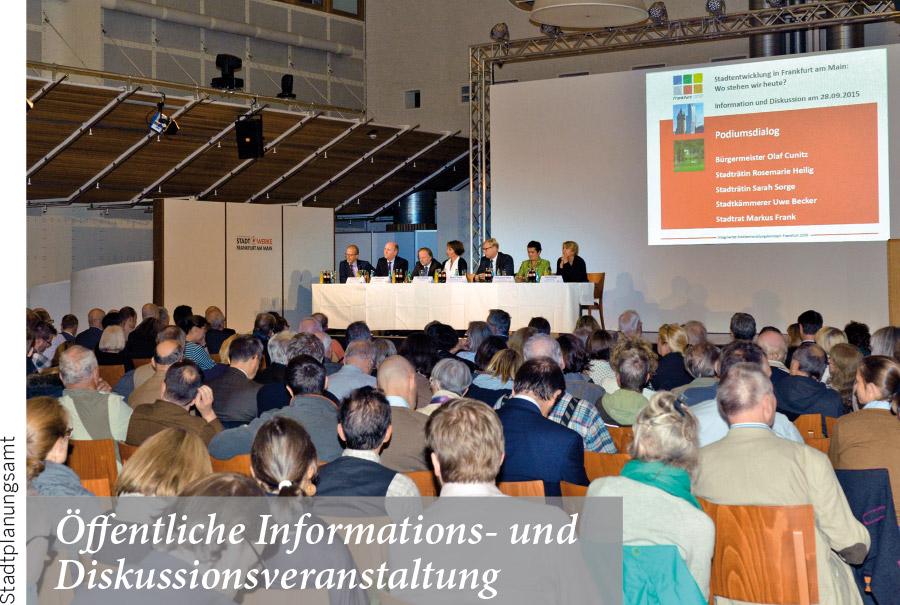 Integriertes Stadtentwicklungskonzept 2030: Frankfurts Weg in die Zukunft