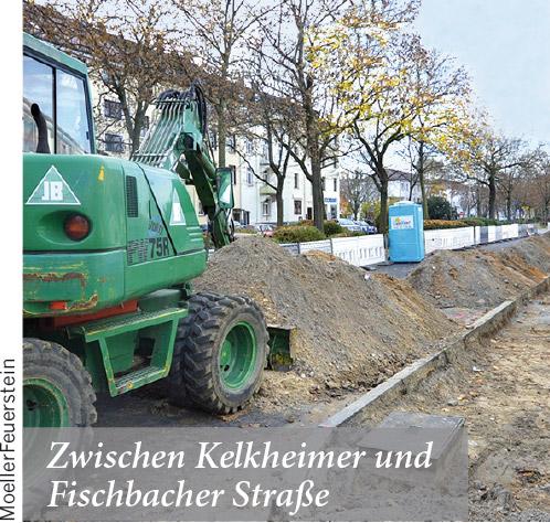 Zwischen Kelkheimer und  Fischbacher Straße
