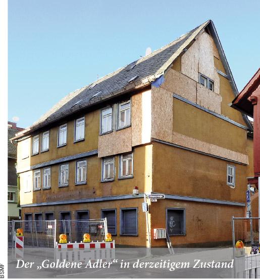 """Schätze heben –  der """"Goldene Adler"""""""
