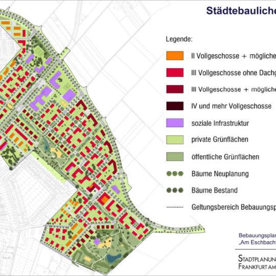 Überarbeitete Planungen für Baugebiet Am Eschbachtal