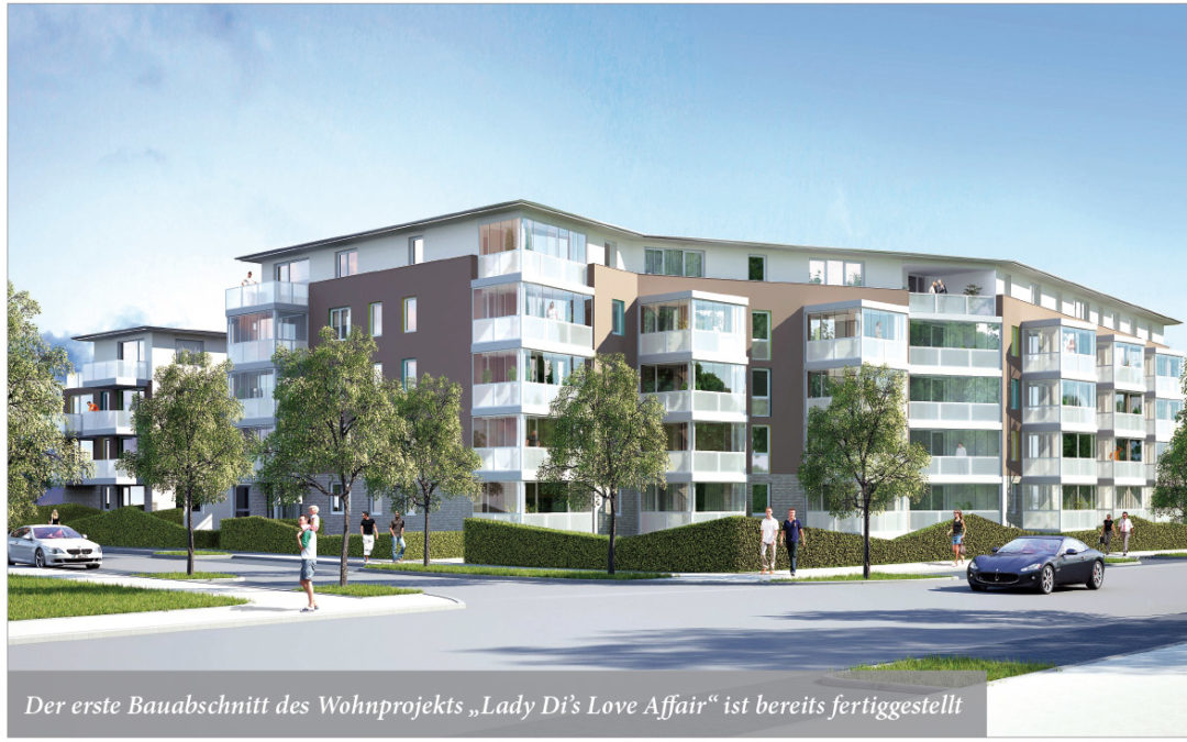 Wohnprojekt Lady Dis Love Affair