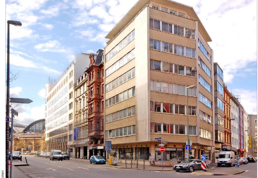 Niddastrasse Wohngebäude