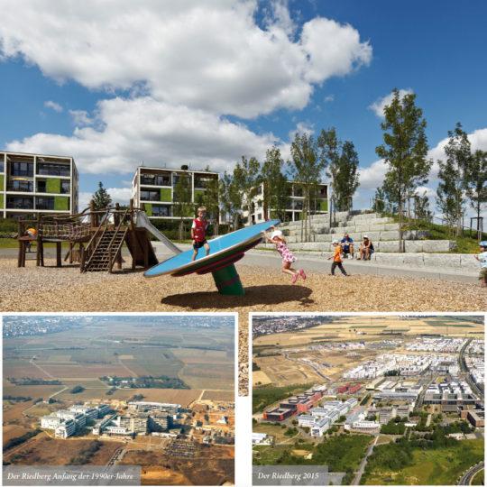 Vom Acker zum beliebten neuen Stadtteil
