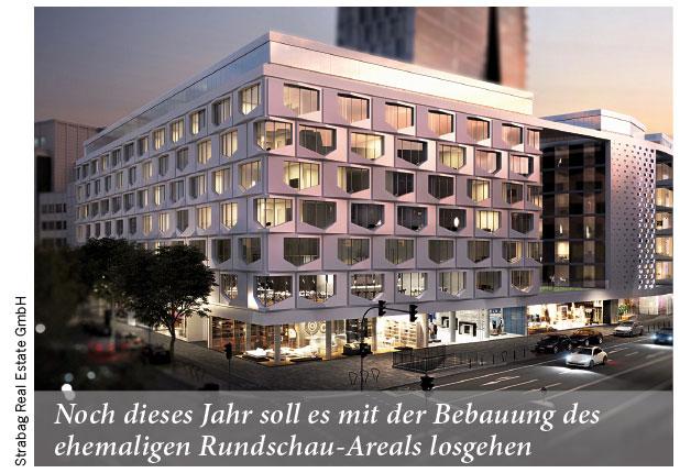 Noch dieses Jahr soll es mit der Bebauung des ehemaligen Rundschau-Areals losgehen