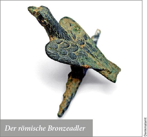Der römische Bronzeadler