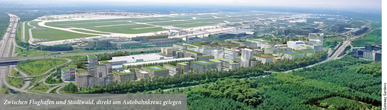 Gateway Gardens – Mobilität und Zukunft im Herzen Europas