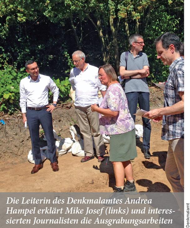 Ausgrabungen in Heddernheim