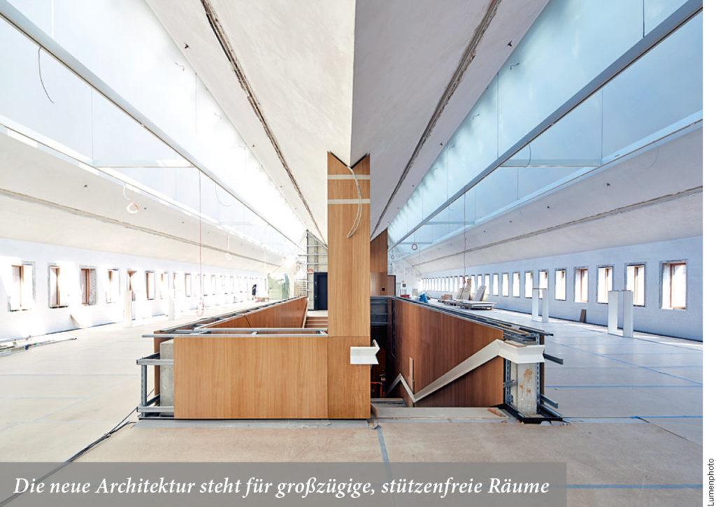 Historisches Museum Innenraum