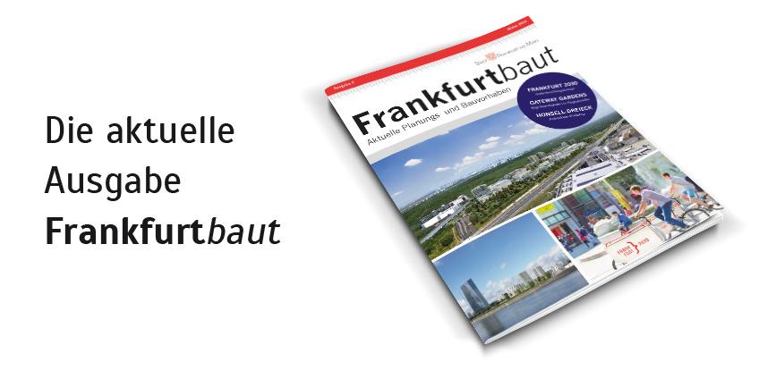 Frankfurt baut - Winter 2016