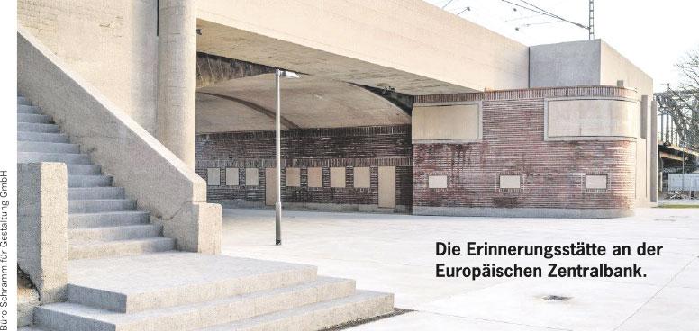 Erinnerungsstaette-EZB