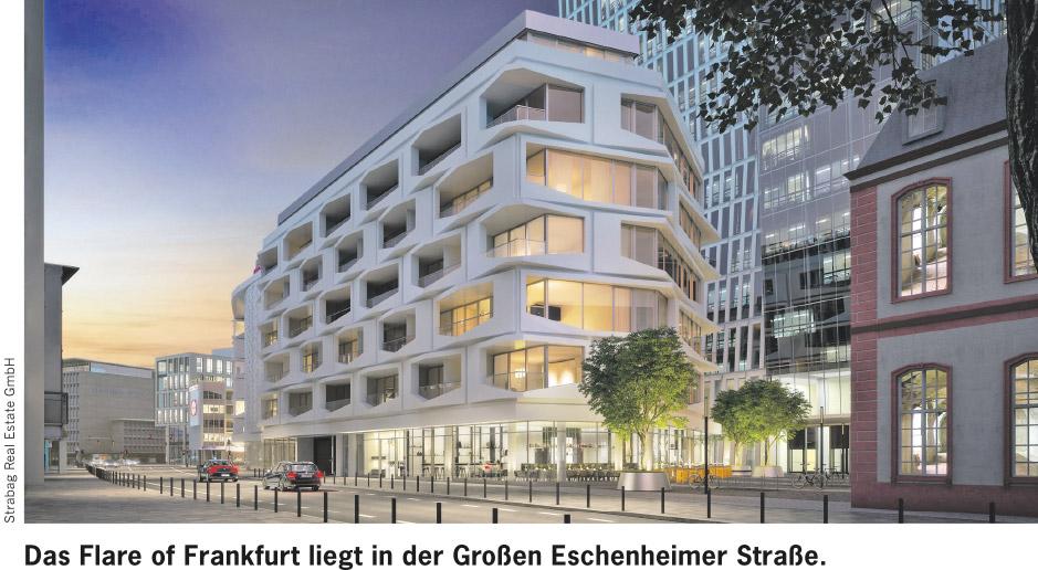 Leben im Herzen Frankfurts
