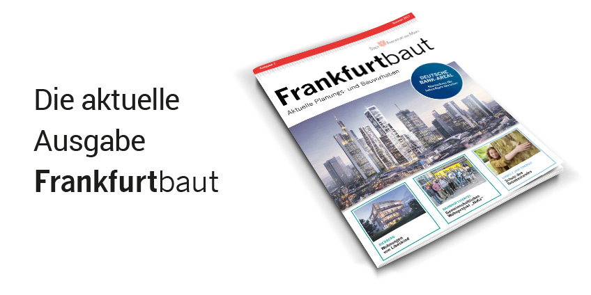 Frankfurt baut - Winter 2016