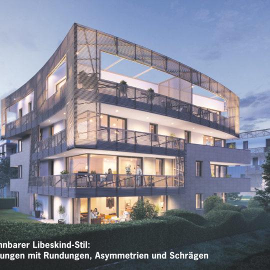 Libeskind baut Wohnungen