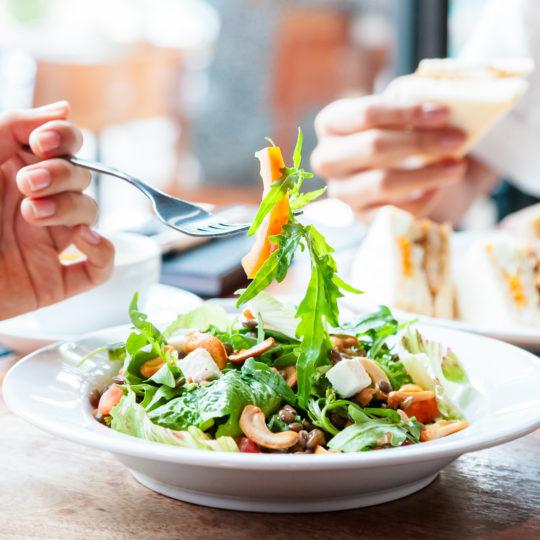Gastronomie in der neuen Altstadt