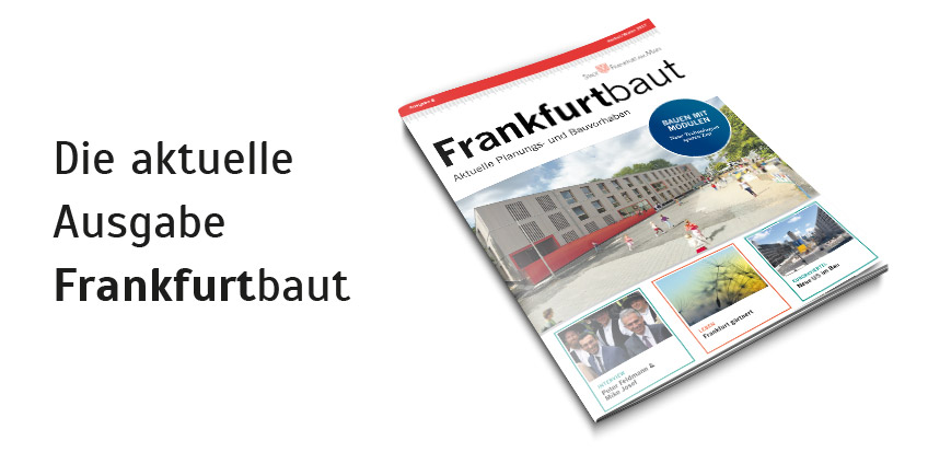 Frankfurt baut - Winter 2017