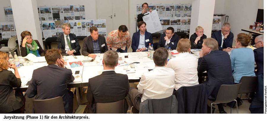 Architekturbüros aus ganz Europa möchten Frankfurts Zukunft mitgestalten