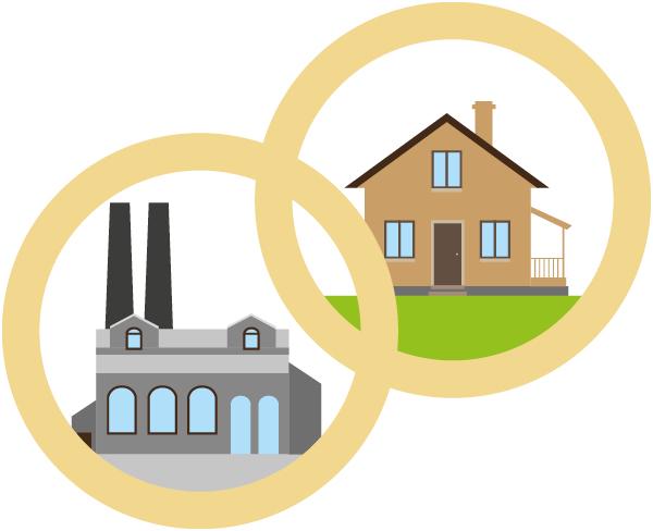 """""""Seveso-Vereinbarung"""" ermöglicht bis zu 3000 neue Wohnungen"""