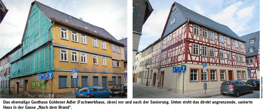 """""""Goldener Adler"""" in neuem Glanz"""