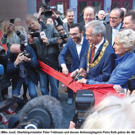 Eröffnung der neuen Altstadt lockte Hunderttausende