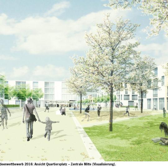 Gemeinschaftliche Wohnprojekte  am Hilgenfeld