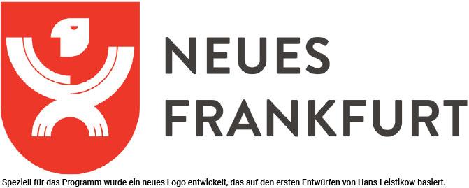 Neues-Frankfurt Logo