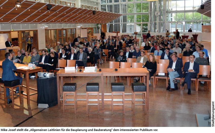 "Symposium ""Qualität im Städtebau"""