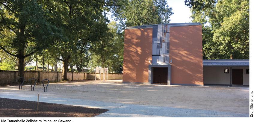 Trauerhalle Zeilsheim
