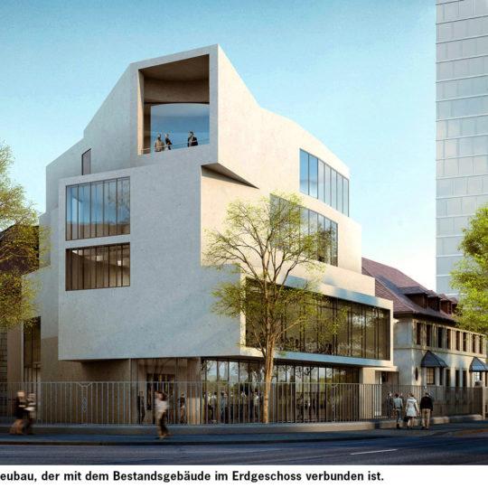 Neue Jüdische Akademie kommt nach Frankfurt