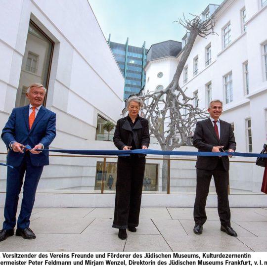 Erweiterung des Jüdischen Museums Frankfurt