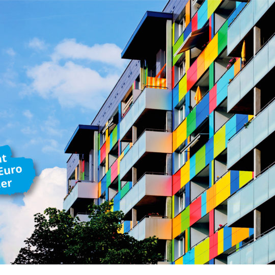 Frankfurter Sanierungswettbewerb 2020 für Wohneigentümergemeinschaften