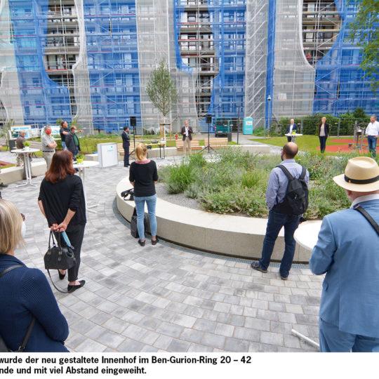 Städtebauförderprogramm Sozialer Zusammenhalt