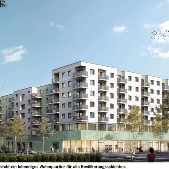 Schönhof-Viertel: Das neue Quartier in Bockenheim